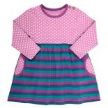 Kite Spot and Stripe Dress